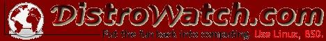 DistroWatch - a website that catalogs Linux distros.   I love linux!!