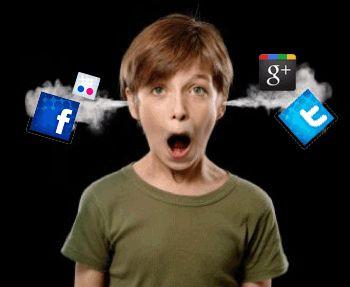 10 consejos para sobrevivir a la infoxicación de las redes sociales