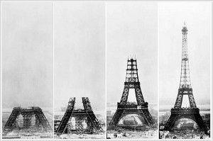Eyfel kulesi hakkında ilginç bilgiler