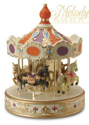Musical Carousel...