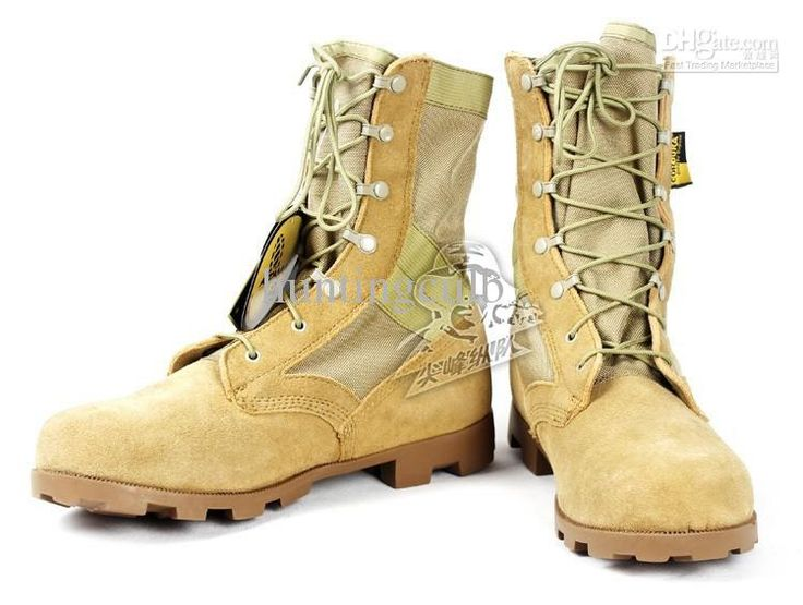 Cheap Jungle Boots - Best US ARMY ALTAMA STYLE Desert Jungle Boots Online with $141.37/Pair | DHgate