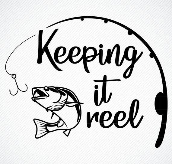 Download Keeping It Reel Svg Fishing Svg Girl Fishing Svg Fishing Etsy In 2021 Fishing Svg Fishing Pole Svg Fishing Decals
