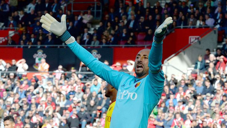 New Watford Goalkeeper Orestis Karnezis Delighted to Be Working With 'World Class' Heurelho Gomes #Soccer