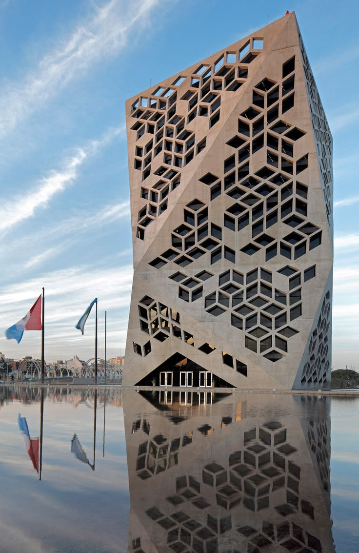 GGMPU arquitectos + lucio morini: bicentennial civic center, argentina