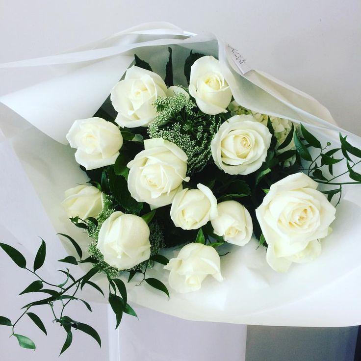 Estelle Flowers Bouquet | White Avalanche | Queen Anne's Lace | Dunedin, NZ.