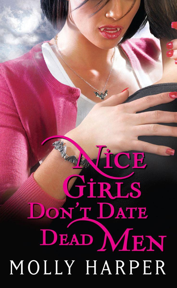 Molly Harper  Nice Girls Don't Date Dead Men