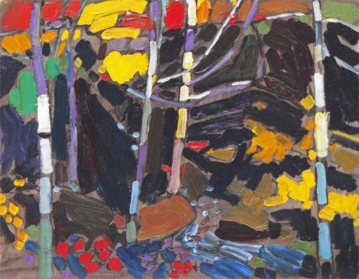 AUTUMN TREES | Roberts Gallery