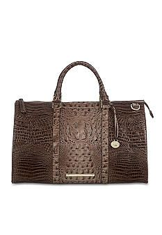 Brahmin Melbourne Collection Anywhere Weekender Tote - Belk.com