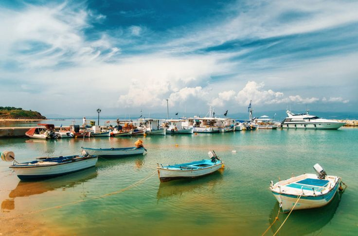 Here's a look at what to do while visiting Kassandra in Halkidiki, Greece.