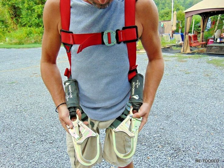 SAFETY HARNESS DBI/SALA NANO LOK Retractable Lanyard Rebar