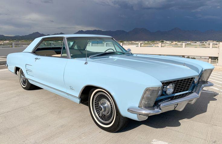 1964 Buick Riviera 425 Super Wildcat