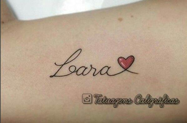 Tatuagem homenagem Duda