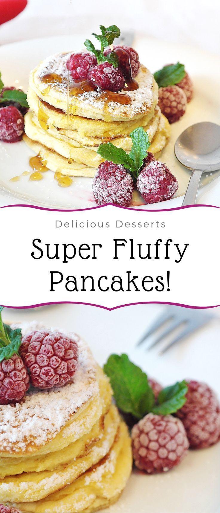 Une recette de crêpes moelleuses incroyablement rapide et facile pour toute la famille! Delicio …   – Best Cake Recipes