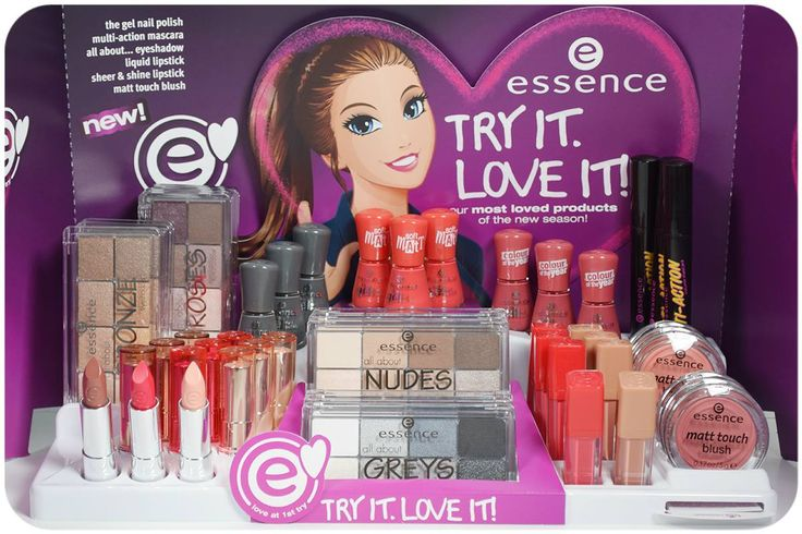 "hi beauties, our new ""try it. love it!"" trend edition has already been seen in stores! the collection includes eyeshadow palettes, lipsticks, nail polishes and much more: http://www.essence.eu/trend-editions/try-it-love-it/  and the best thing is: all products will be available in the standard range soon   #loveatfirsttry #essencelove"