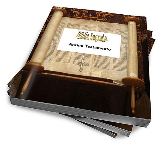 Bíblia Sagrada - O Antigo Testamento :: Serginho-sucesso