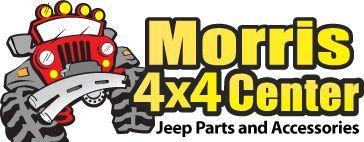 Jeep Pièces, accessoires Jeep, Jeep Tops matériaux souples à Morris Centre 4x4