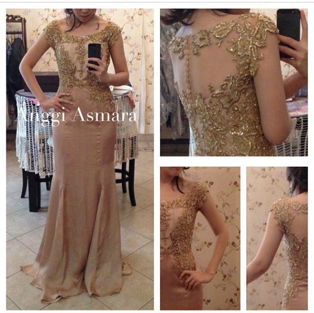 Dress #kebaya by Anggi