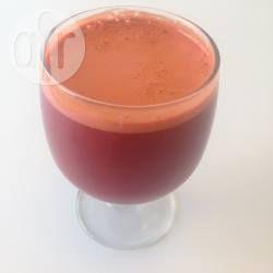 Gemüsesaft mit Rote Bete, Möhren und Apfel @ de.allrecipes.com