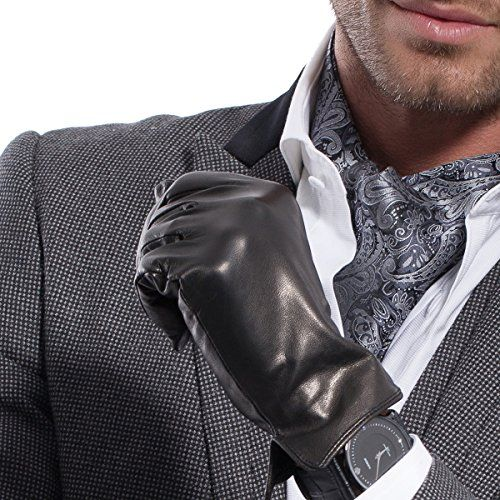 MATSU Simple Style Men Winter Warm Leather Black Gloves M1004 (M, Black-Nylon) Matsu Gloves http://www.amazon.com/dp/B013GA5GTA/ref=cm_sw_r_pi_dp_qwJ-vb0CSX1Y6