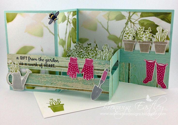 Pop-Up, Z-Fold Box Card Tutorial - addINKtive designs Tutorial Shop has a new home - addinktivedesigns.com