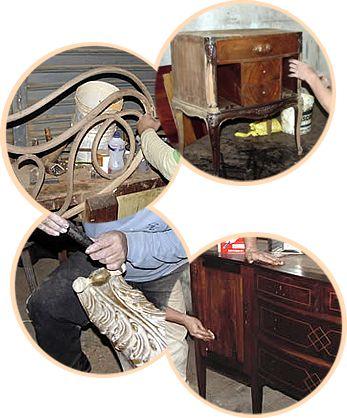 Restauração de Móveis Antigos | SOS Móveis Antigos Cardeal Arcoverde