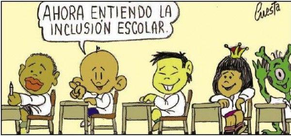 Inclusión escolar: Photo, La Inclusión, Integración Inclusión, Inclusión Escolar