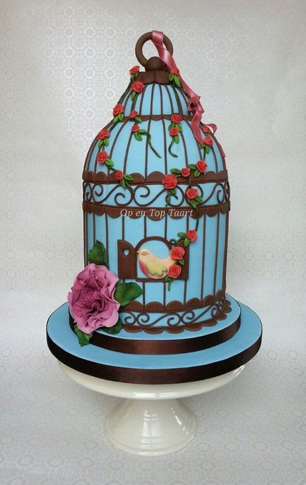 Thanks for watching my cakes http://www.facebook.com/OpEnTopTaart