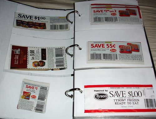 One more way of coupons organization!