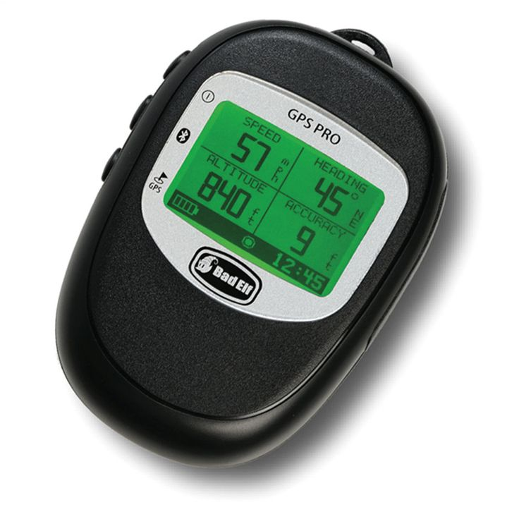 Bad Elf GPS Pro 2200 Receiver Bluetooth Data Logger for up to 5 iPod/iPhone/iPad