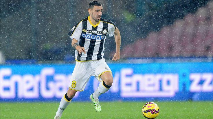 @Udinese Bruno Fernandes #9ine