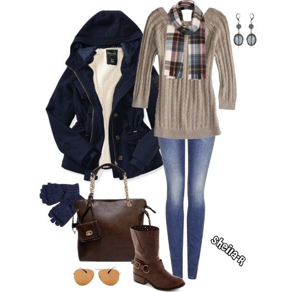"""""""Winter Outfit-Over 40 Fashion"""" by sheila-r on Polyvore"""