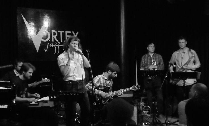 Nostalgia 77 gig at the Vortex Jazz Club http://musicvein.co.uk/2013/10/23/nostalgia-77-at-the-vortex-jazz-club-review/