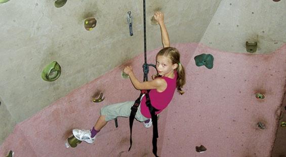 Indoor wall climbing for kids and grown-ups @Saskatchewan Science Centre - Regina, #Saskatchewan