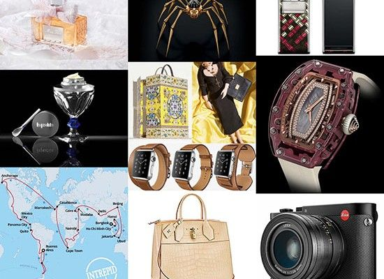 Top 10 Best Luxury Gifts for Women   #‎Holiday #‎GiftGuide