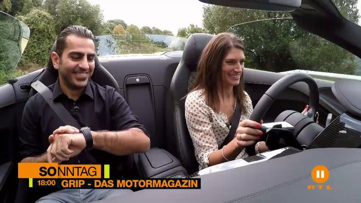 Trailer: Der neue Audi R8 Spyder - GRIP - Folge 401 - RTL2