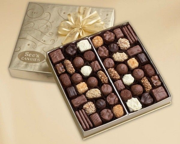 Chocolate Candy For Christmas