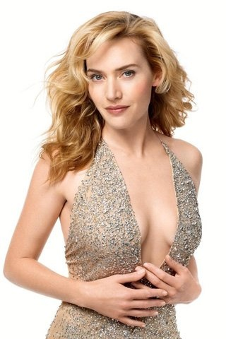 Kate Winslet. Always impeccable.