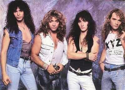 90s hair metal