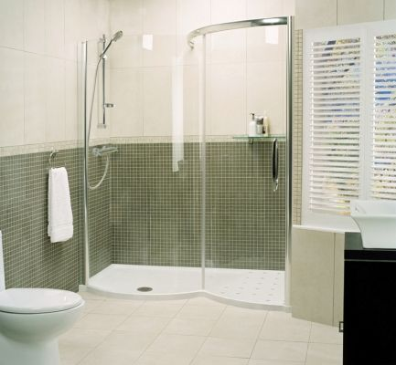 Shower Enclosures To Replace A Bath