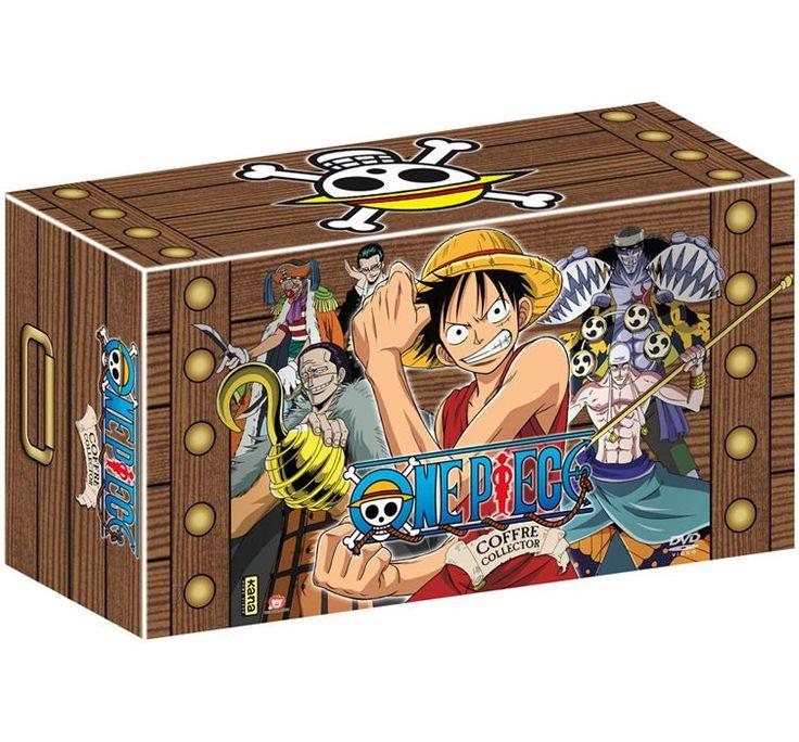 One Piece - Partie 1 - Int�grale Arc 1 � 3 (East Blue, Baroque Works, Skypiea) - 15 Coffrets DVD - �dition Limit�e - 195 Eps.