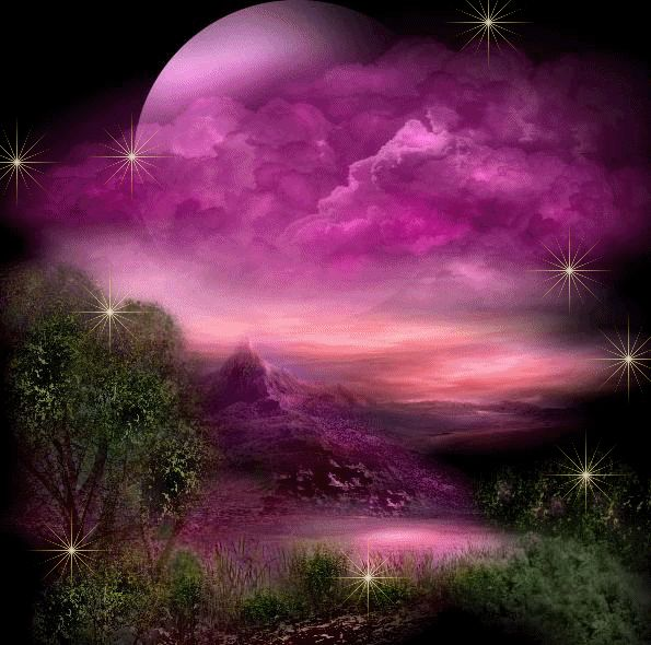 время звезда картинки фантастическое небо гиф сообщалось детонации мины