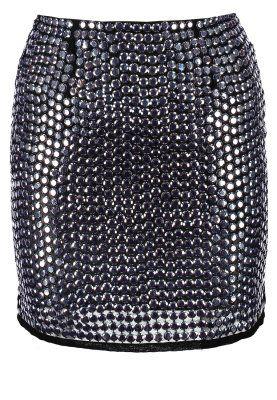 DISC - Spódnica mini - black