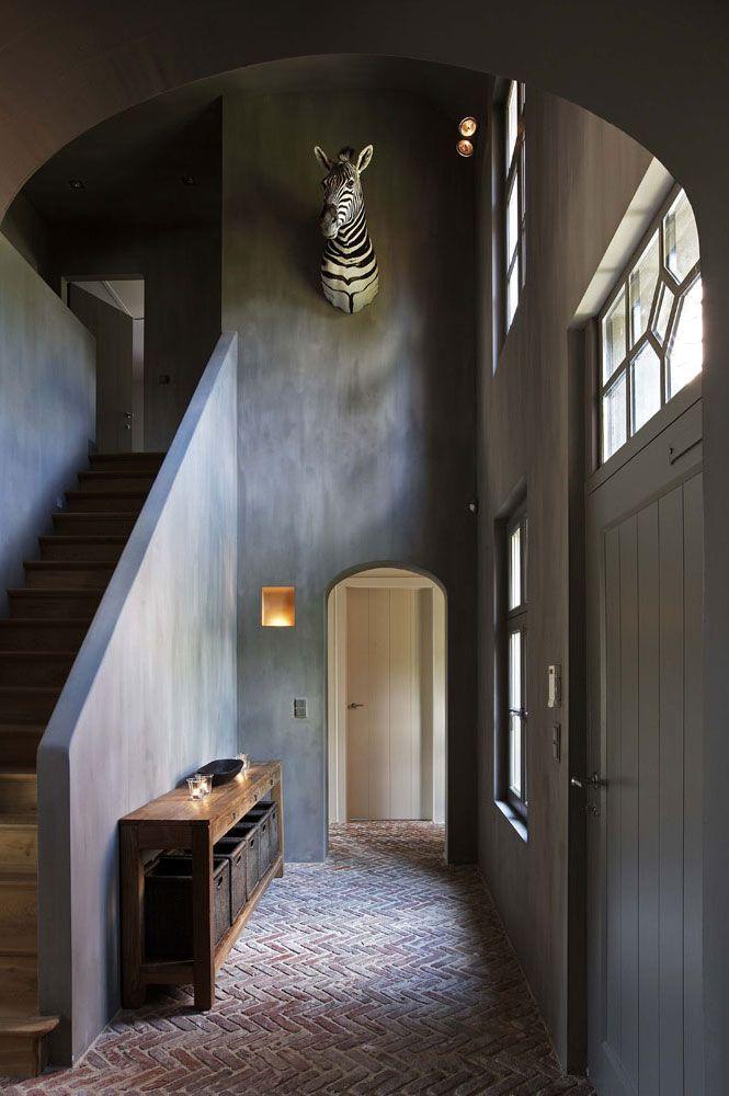 25 beste idee n over donkere gang op pinterest blauwe hal gangen en hal verf - Donkere gang decoratie ...