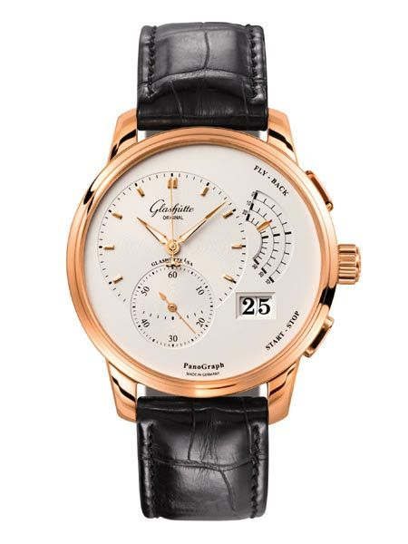 NEW PanoGraph ( #Baselworld ) High-End #Watches from #Glashütte