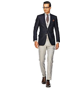 1000  images about Suit on Pinterest | Beige suits, Suits and Navy