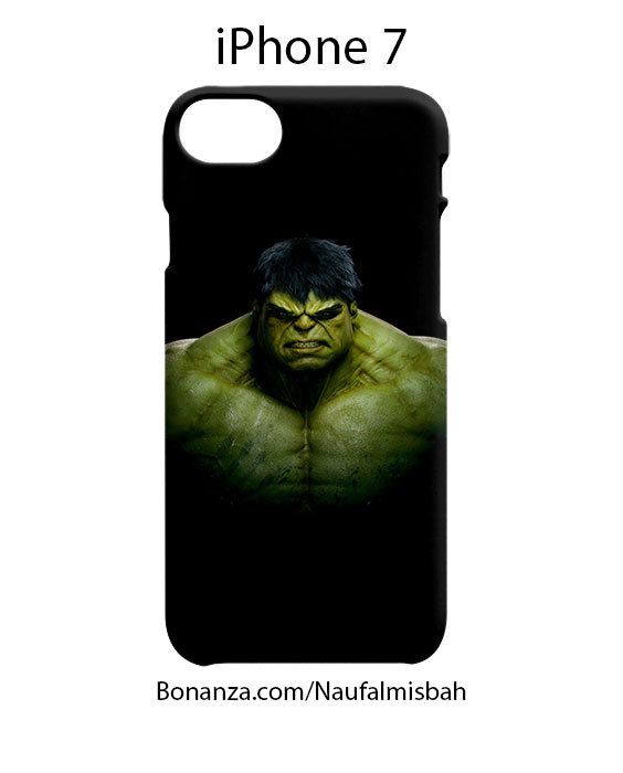 Incredible Hulk Avengers iPhone 7 Case Cover Wrap Around