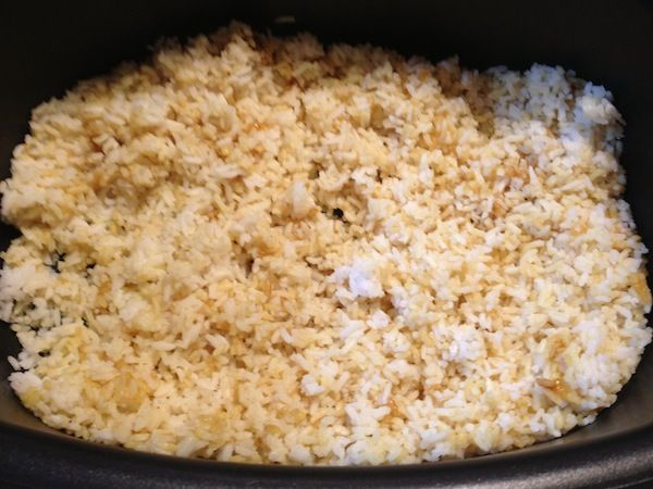 Easy One Pot Chicken And Rice Recipe For The Ninja Kitchen 3 In 1 Cooking System Recipies
