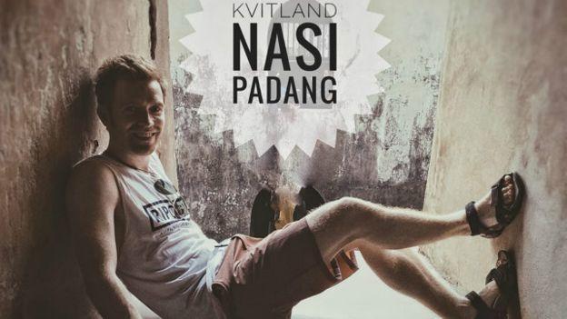 Bule Norwegia: Setelah Nasi Padang, kini garap Komodo Ping Pong