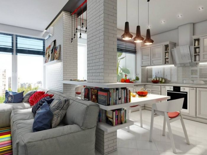 1001 Kleines Wohnzimmer Mit Essbereich Ideen Home Decor