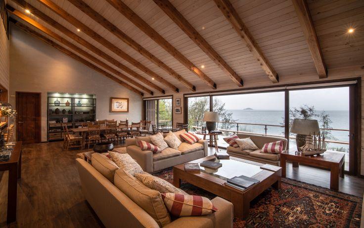 M s de 1000 ideas sobre techo de vigas de madera en - Vigas de madera ...